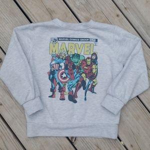 2/$15🔥Marvel Sweatshirt